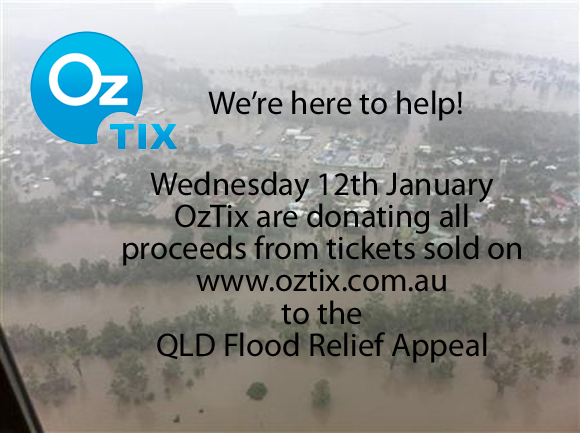 QLD FLOOD RELIEF