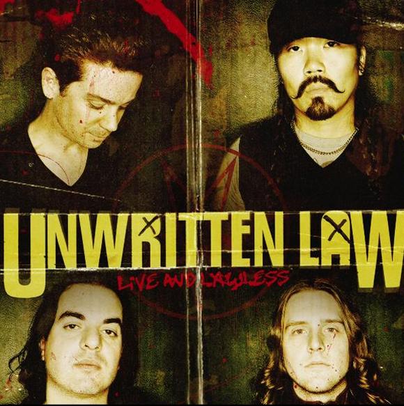 UNWRITTEN LAW TOUR